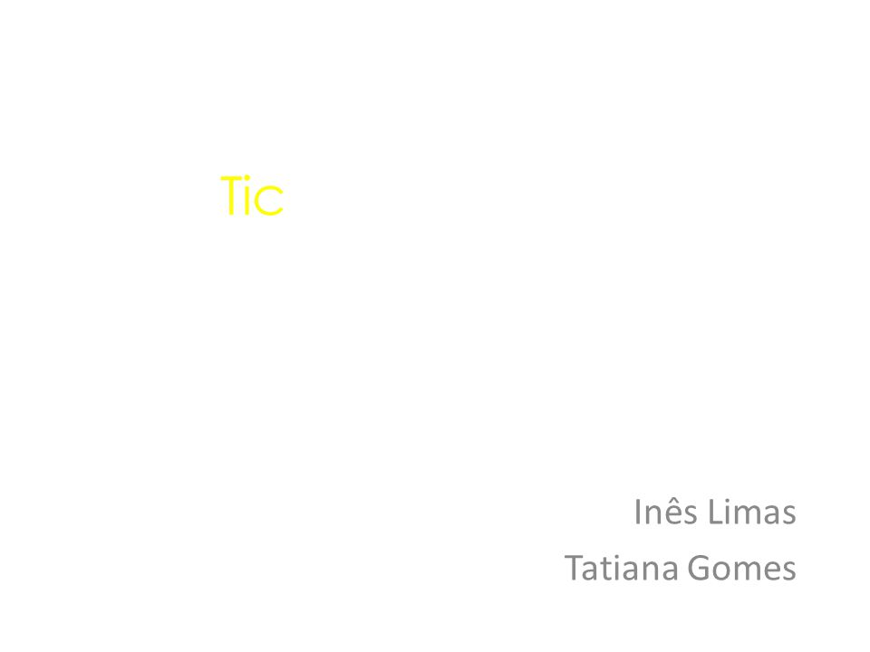 Inês Limas Tatiana Gomes