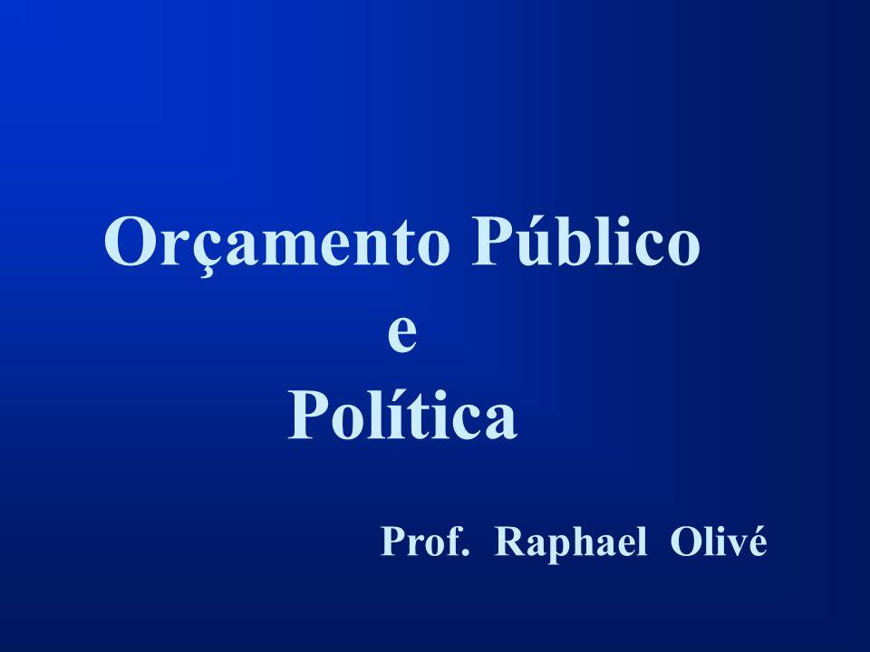 Orçamento Público e Política