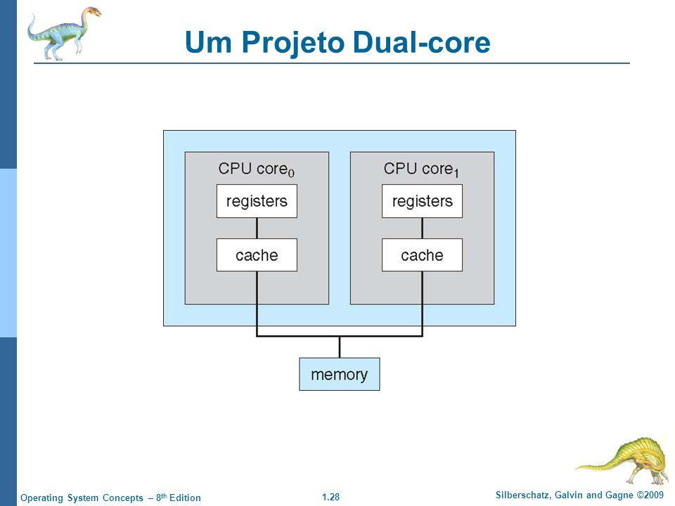 Um Projeto Dual-core