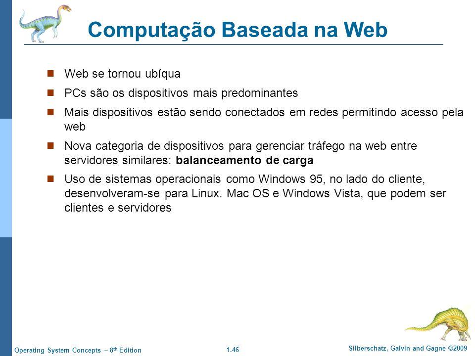 Computação Baseada na Web