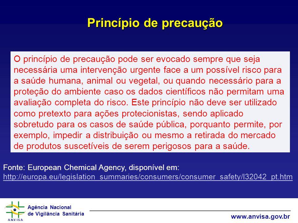 Princípio de precaução