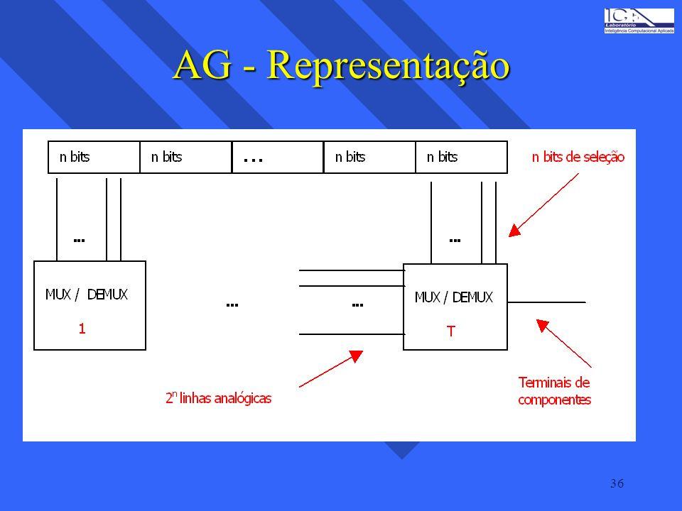 AG - Representação