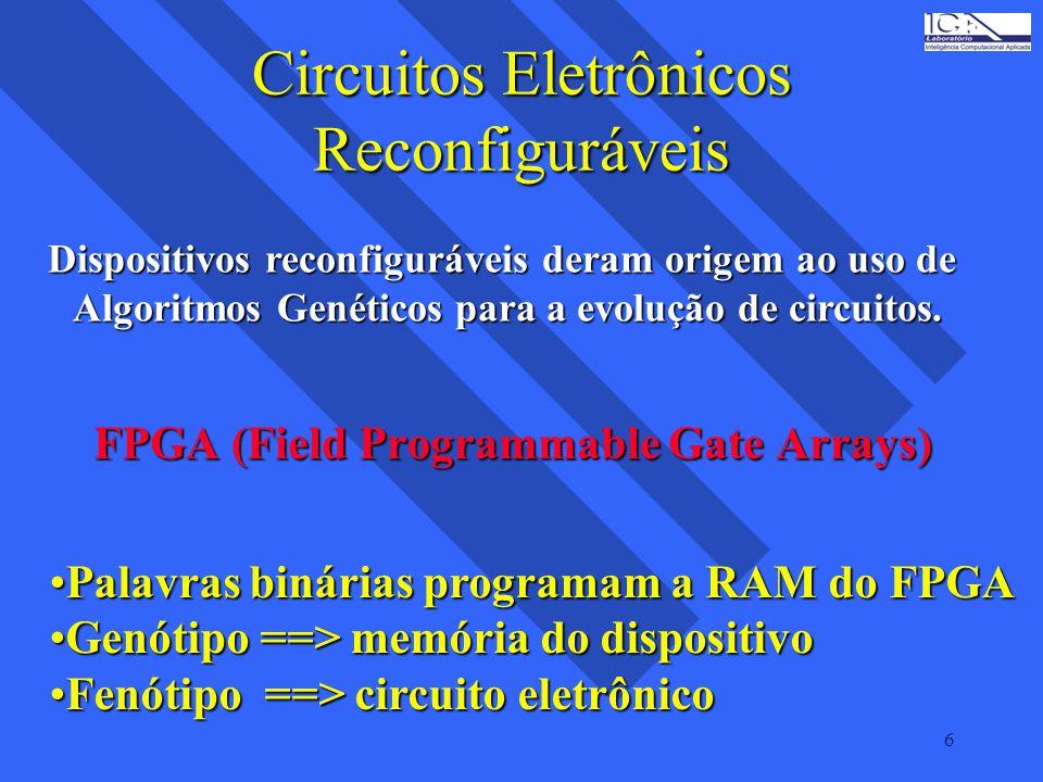 Circuitos Eletrônicos Reconfiguráveis