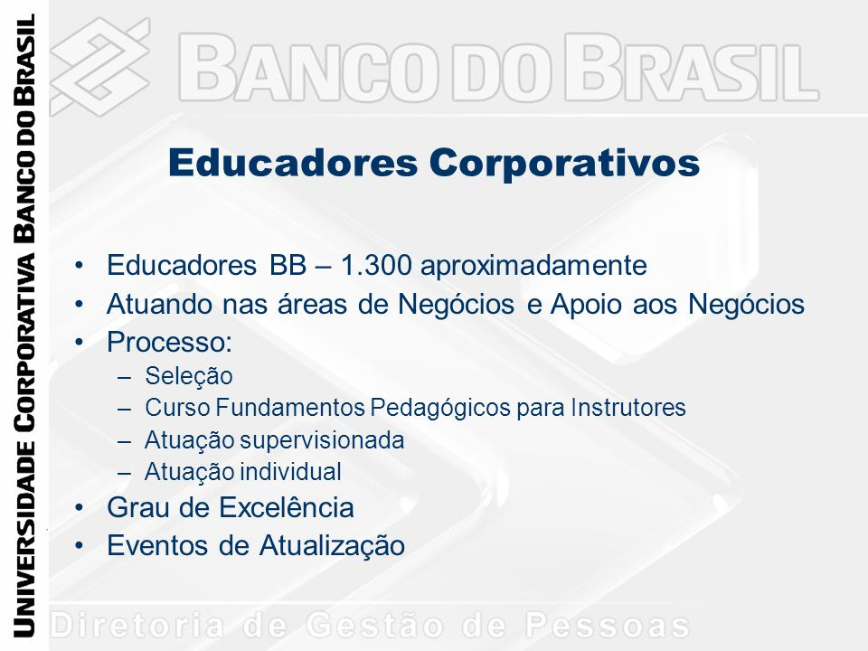 Educadores Corporativos