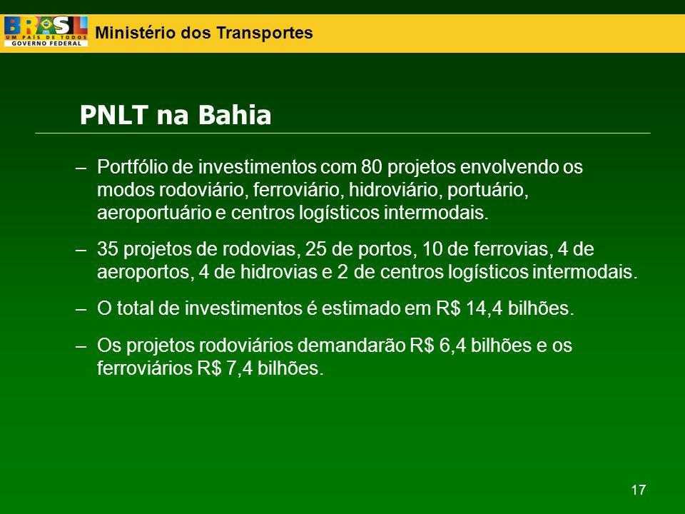 PNLT na Bahia
