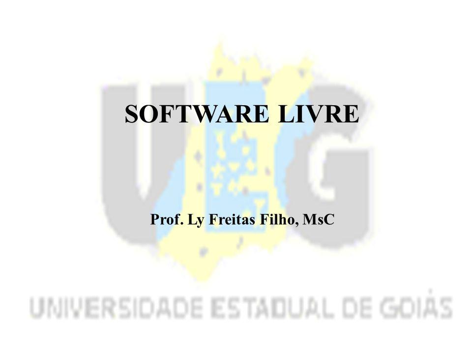 Prof. Ly Freitas Filho, MsC