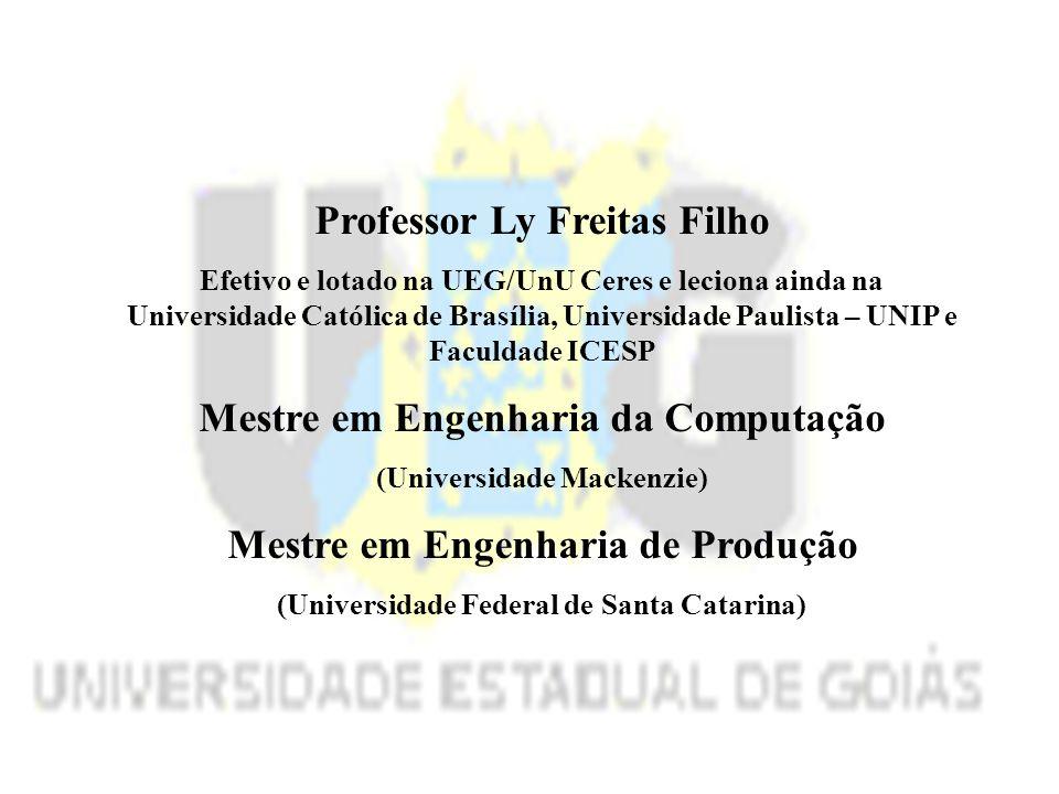 Professor Ly Freitas Filho