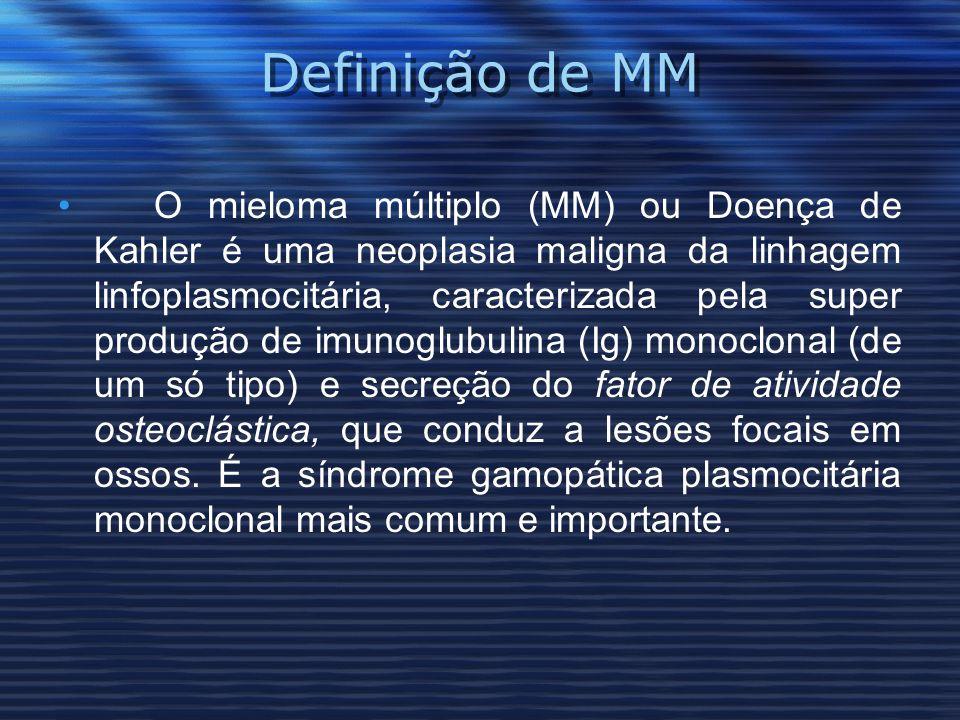 Definição de MM