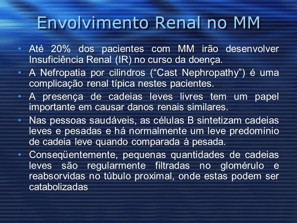 Envolvimento Renal no MM
