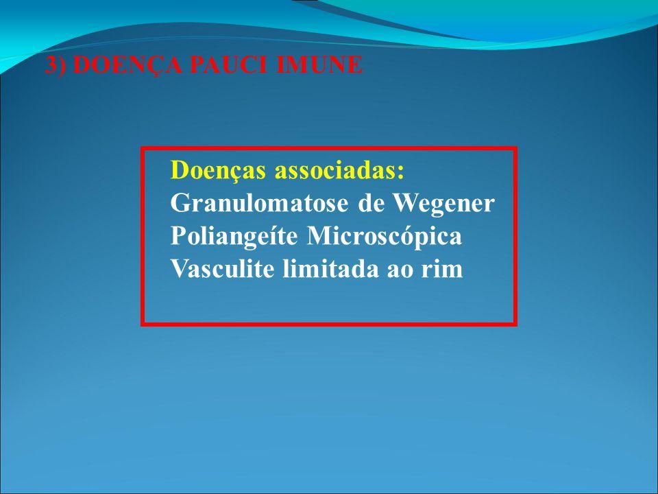 Granulomatose de Wegener Poliangeíte Microscópica