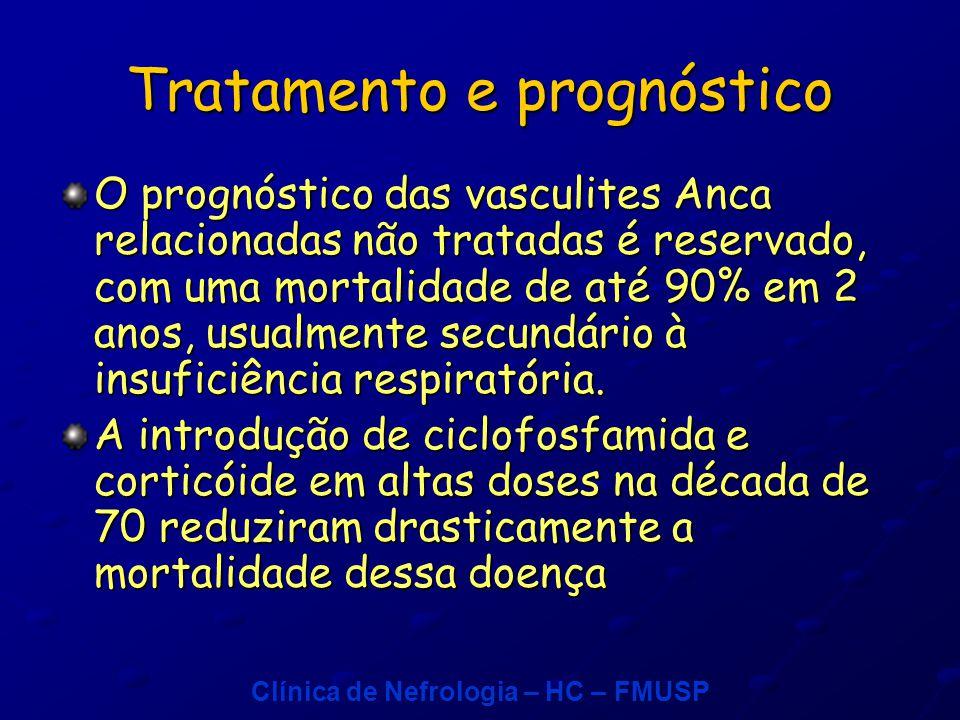 Tratamento e prognóstico