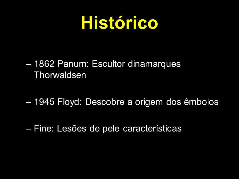 Histórico Primeiro relato: