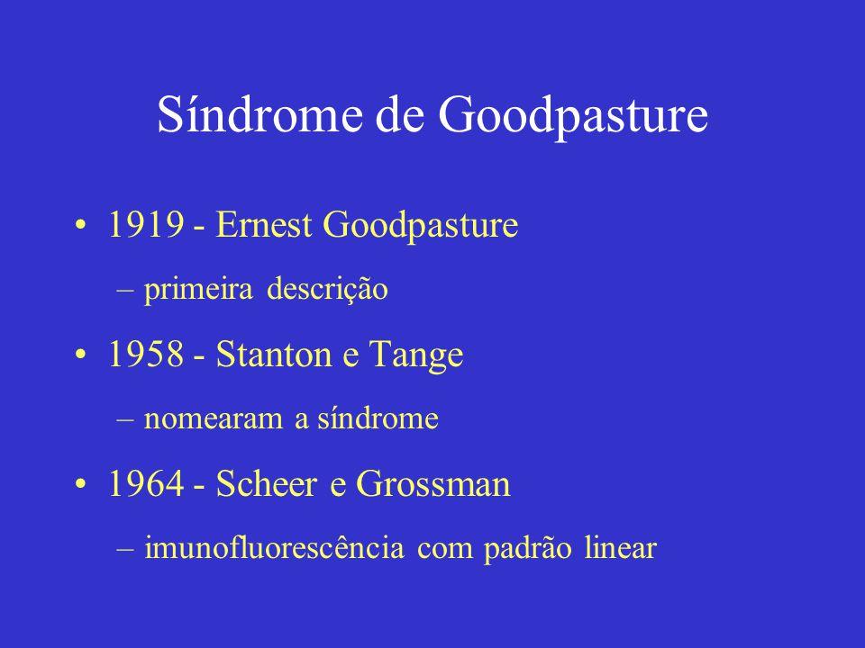 Síndrome de Goodpasture