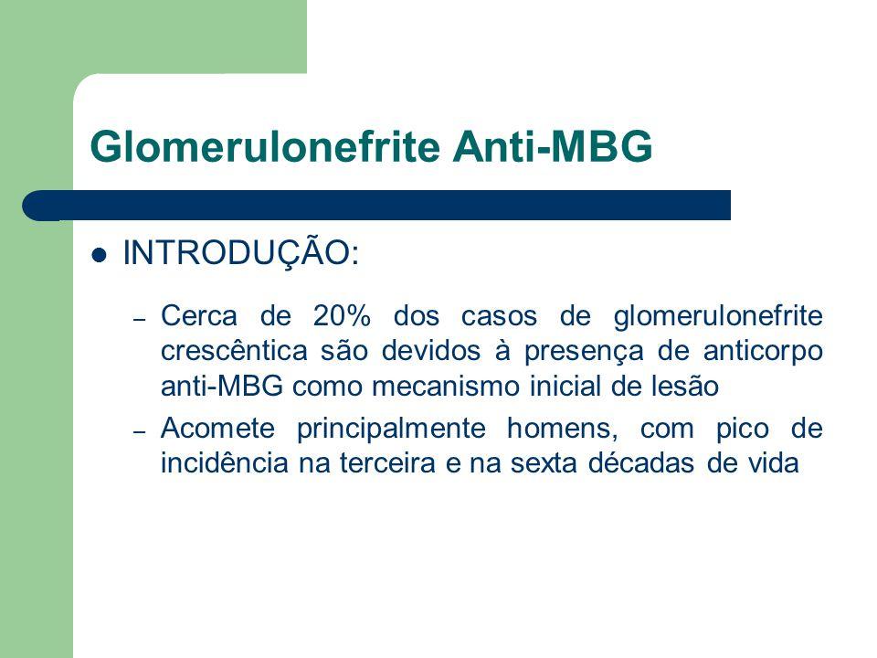Glomerulonefrite Anti-MBG