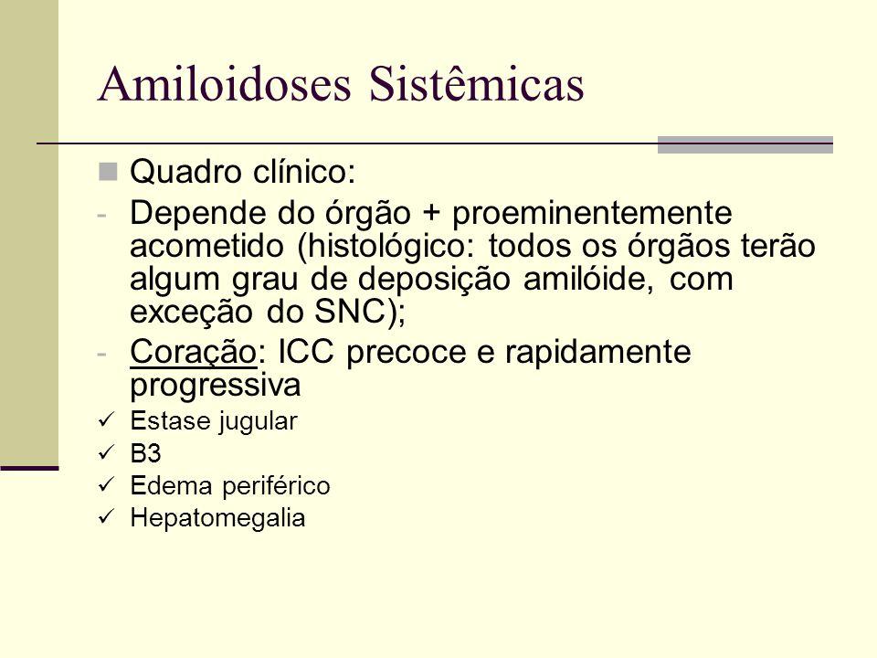 Amiloidoses Sistêmicas