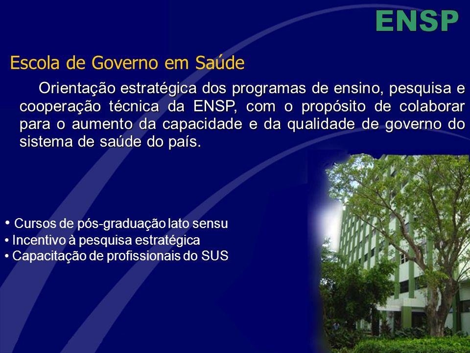 Escola de Governo em Saúde