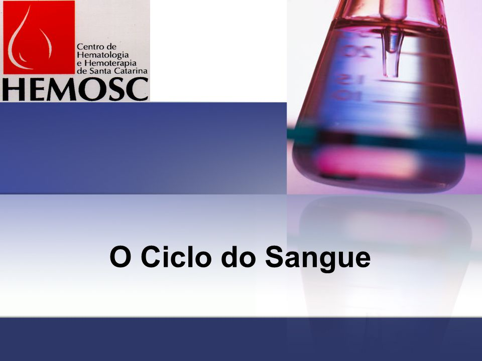 O Ciclo do Sangue