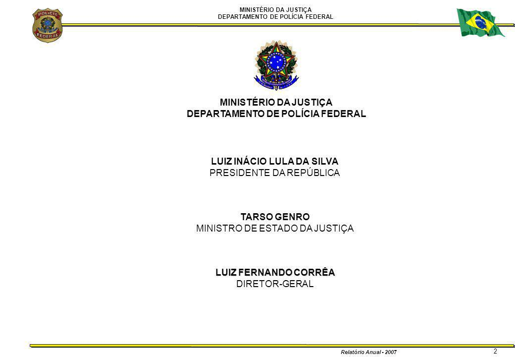 DEPARTAMENTO DE POLÍCIA FEDERAL