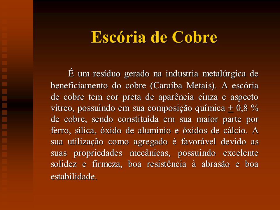 Escória de Cobre