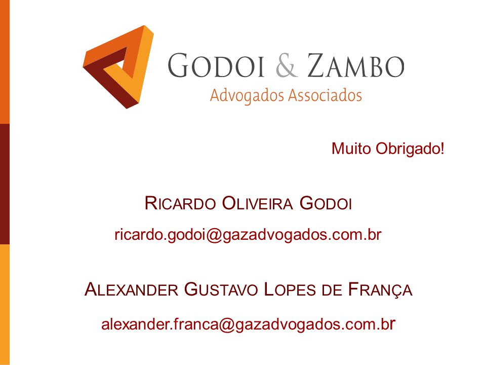 Ricardo Oliveira Godoi
