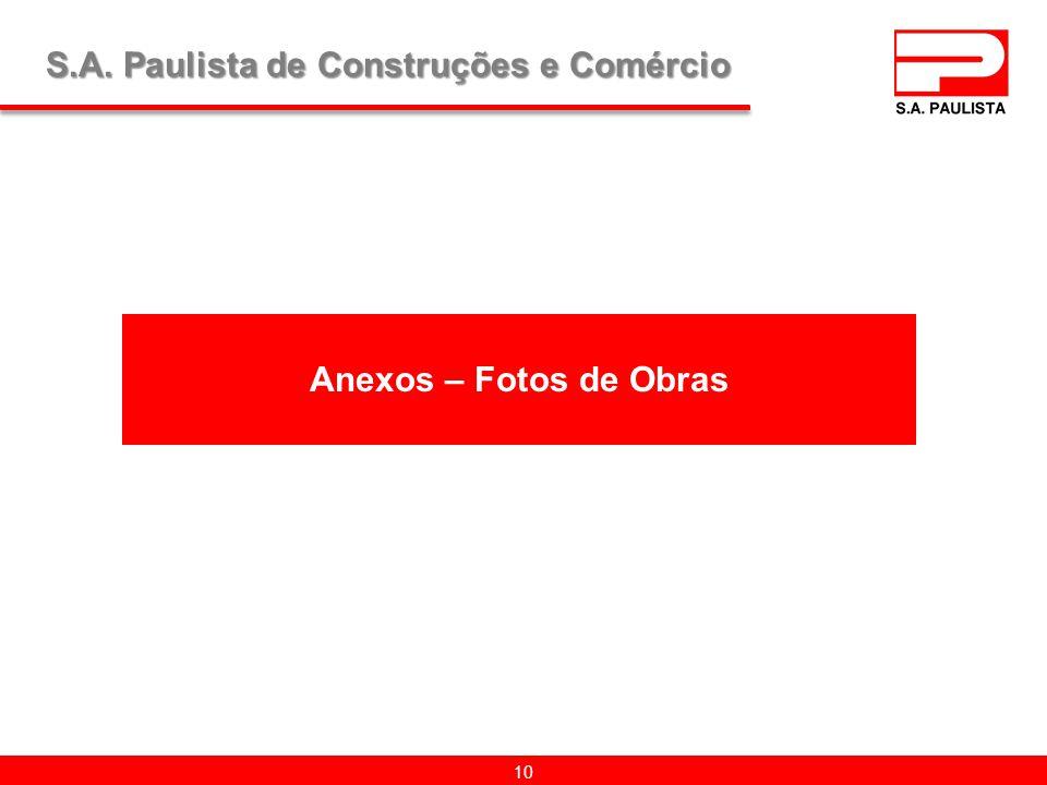 S.A. Paulista de Construções e Comércio