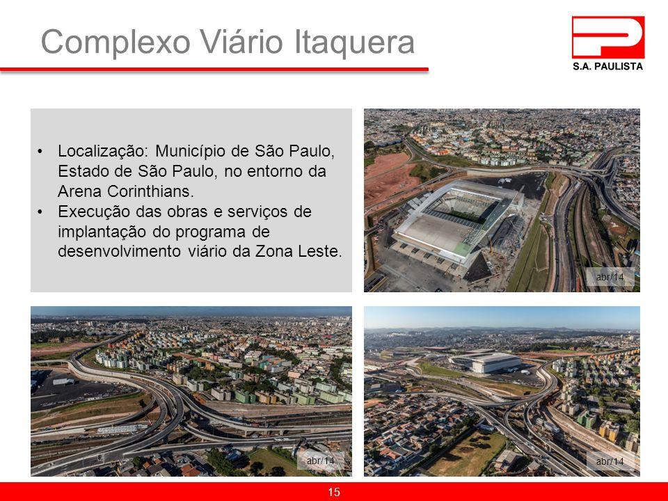 Complexo Viário Itaquera