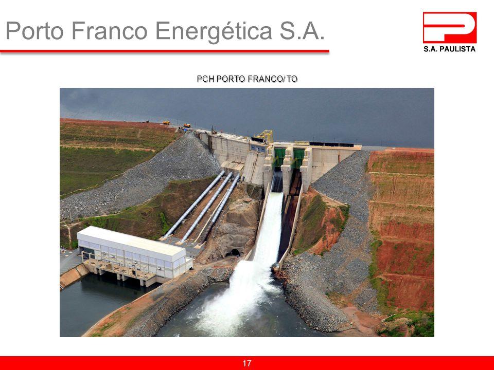 Porto Franco Energética S.A.