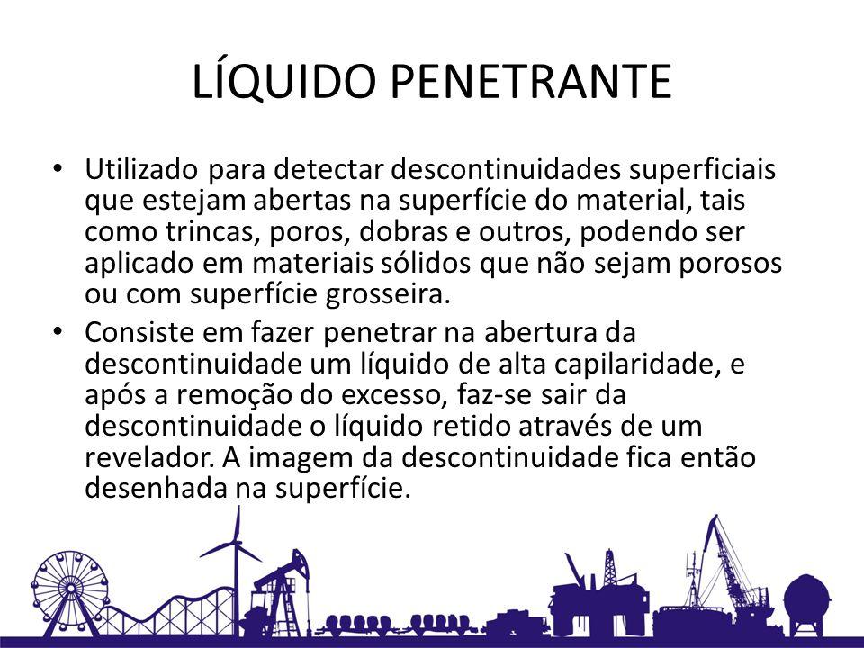 LÍQUIDO PENETRANTE