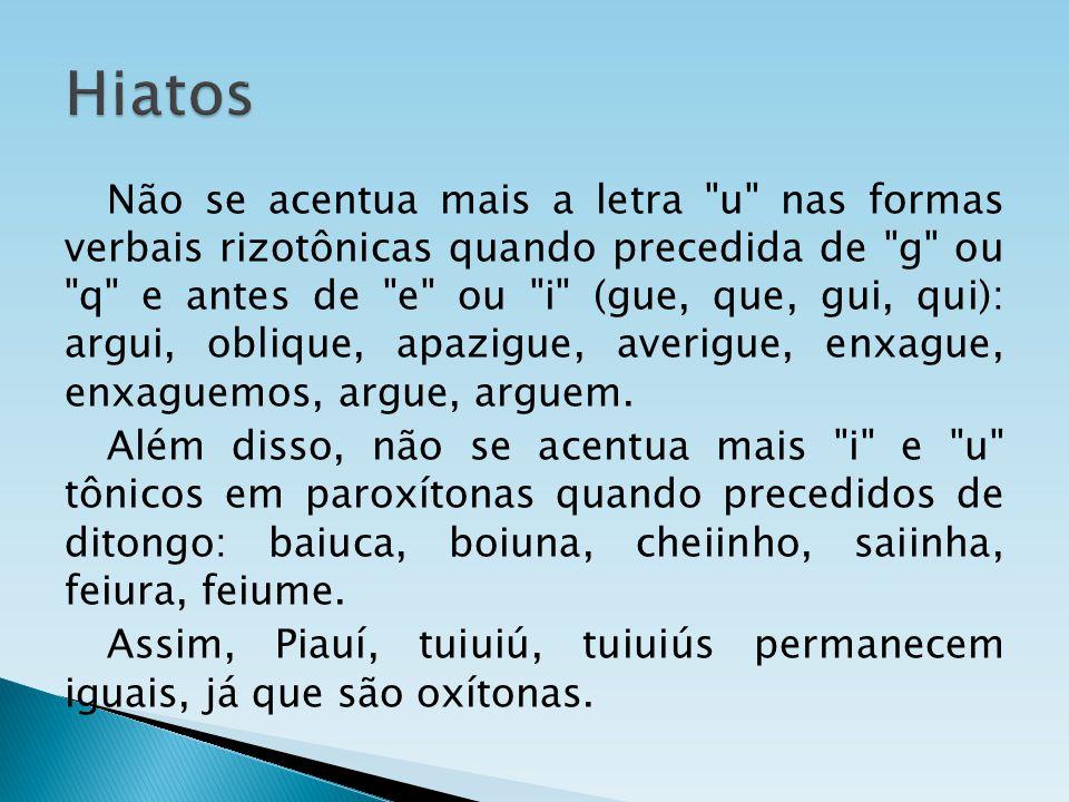 Hiatos