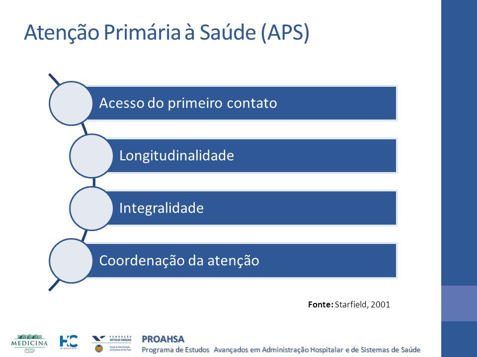 Atenção Primária à Saúde (APS)