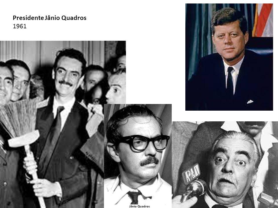 Presidente Jânio Quadros
