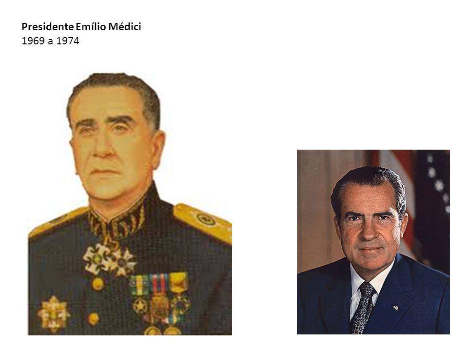 Presidente Emílio Médici