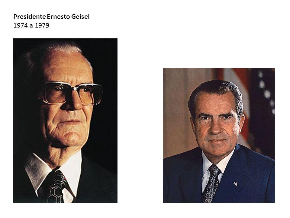 Presidente Ernesto Geisel