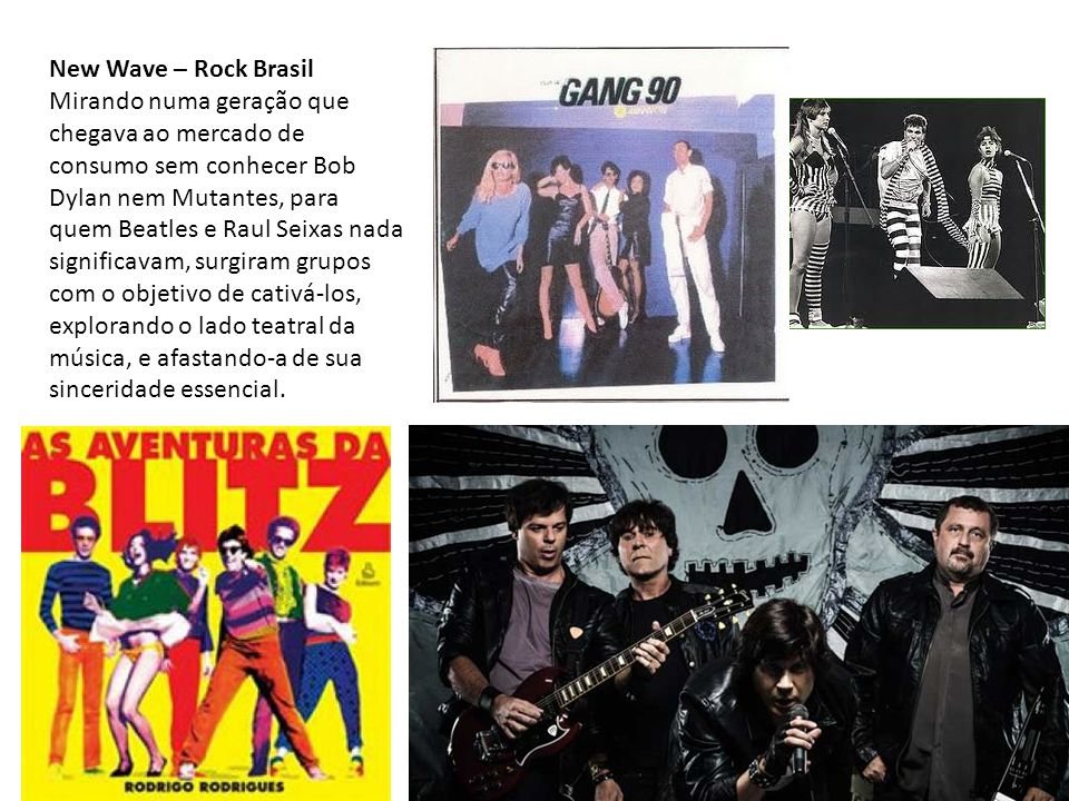 New Wave – Rock Brasil
