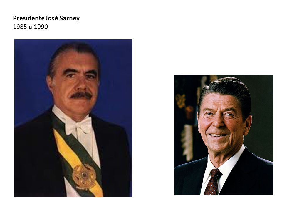 Presidente José Sarney
