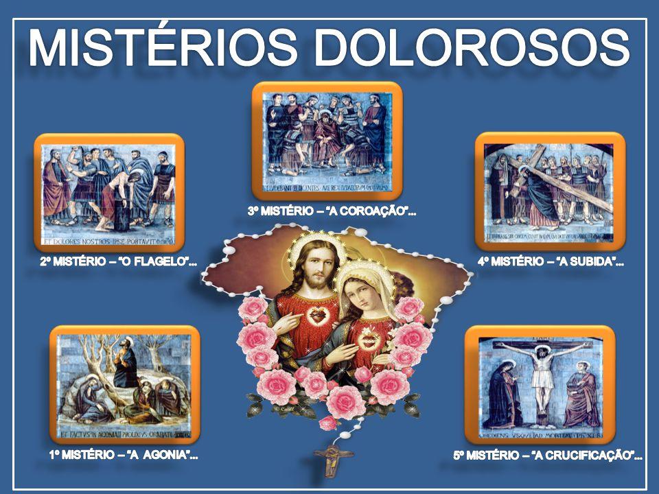 MISTÉRIOS DOLOROSOS 3º MISTÉRIO – A COROAÇÃO ...