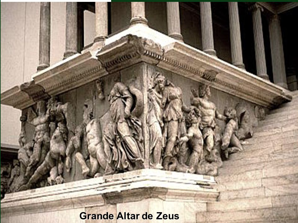 Grande Altar de Zeus