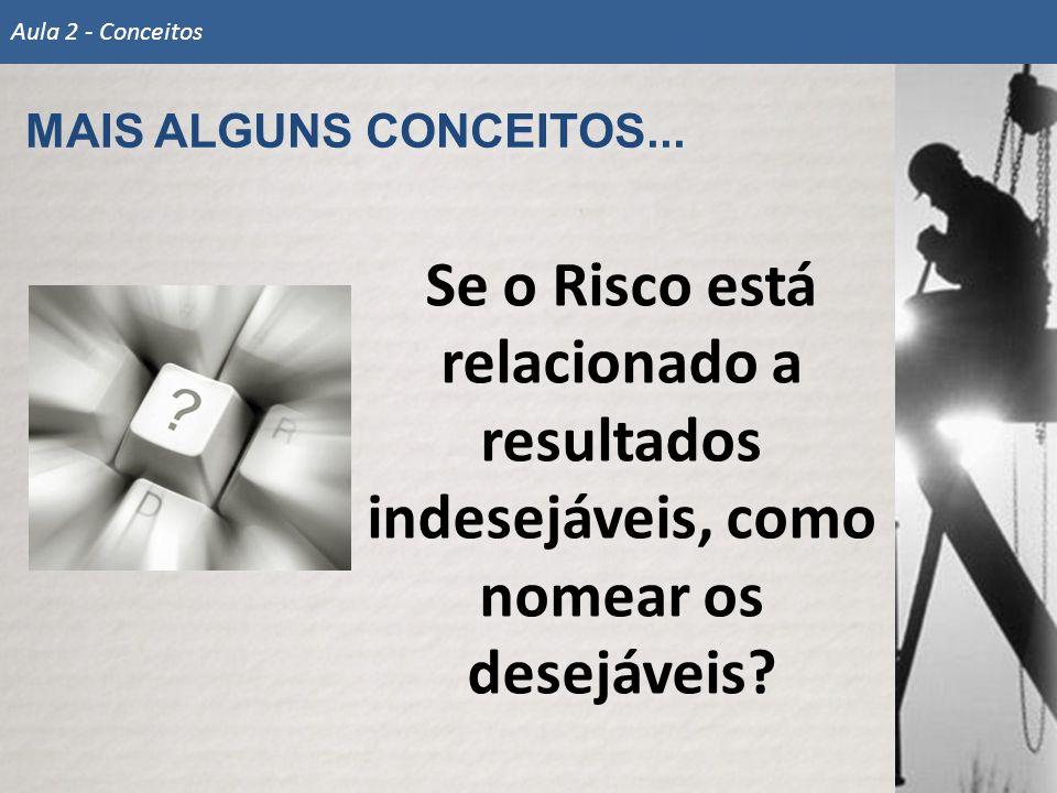 Aula 2 - Conceitos MAIS ALGUNS CONCEITOS...