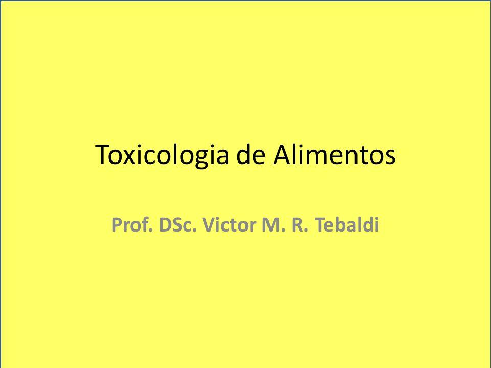 Toxicologia de Alimentos