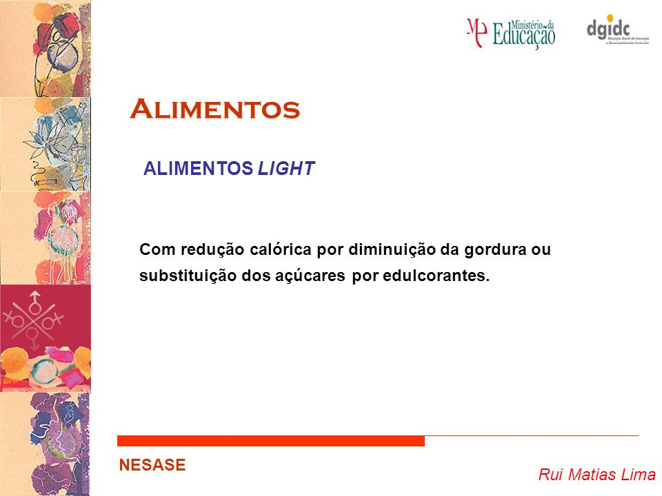 Alimentos ALIMENTOS LIGHT