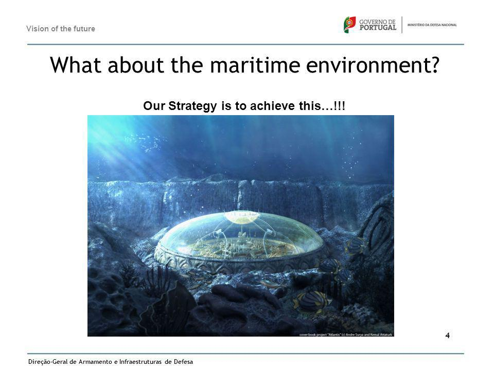 What about the maritime environment