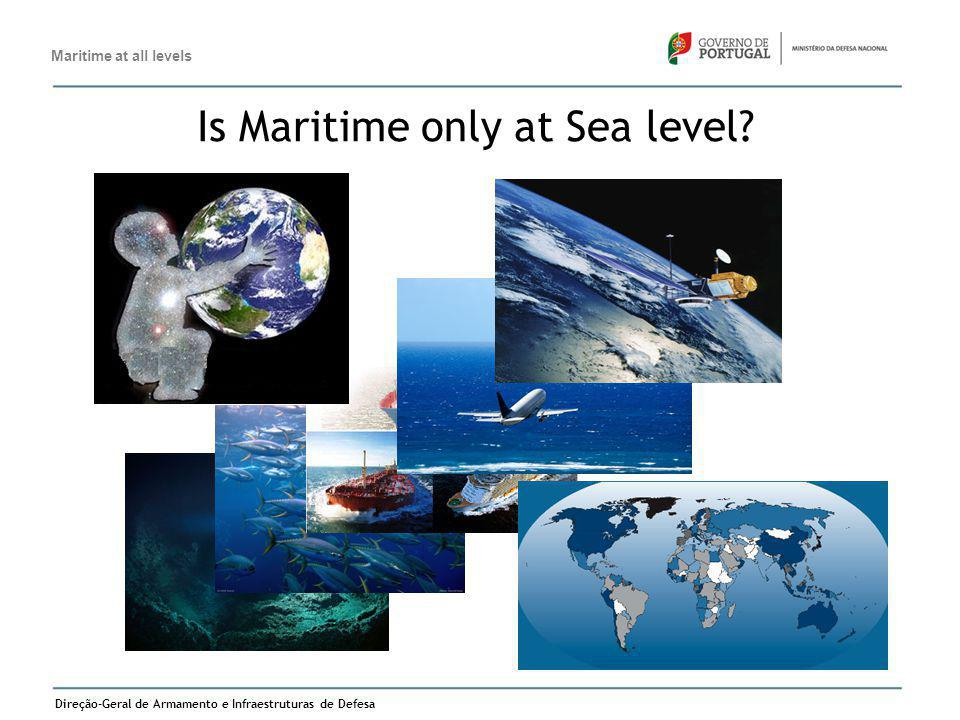 Is Maritime only at Sea level