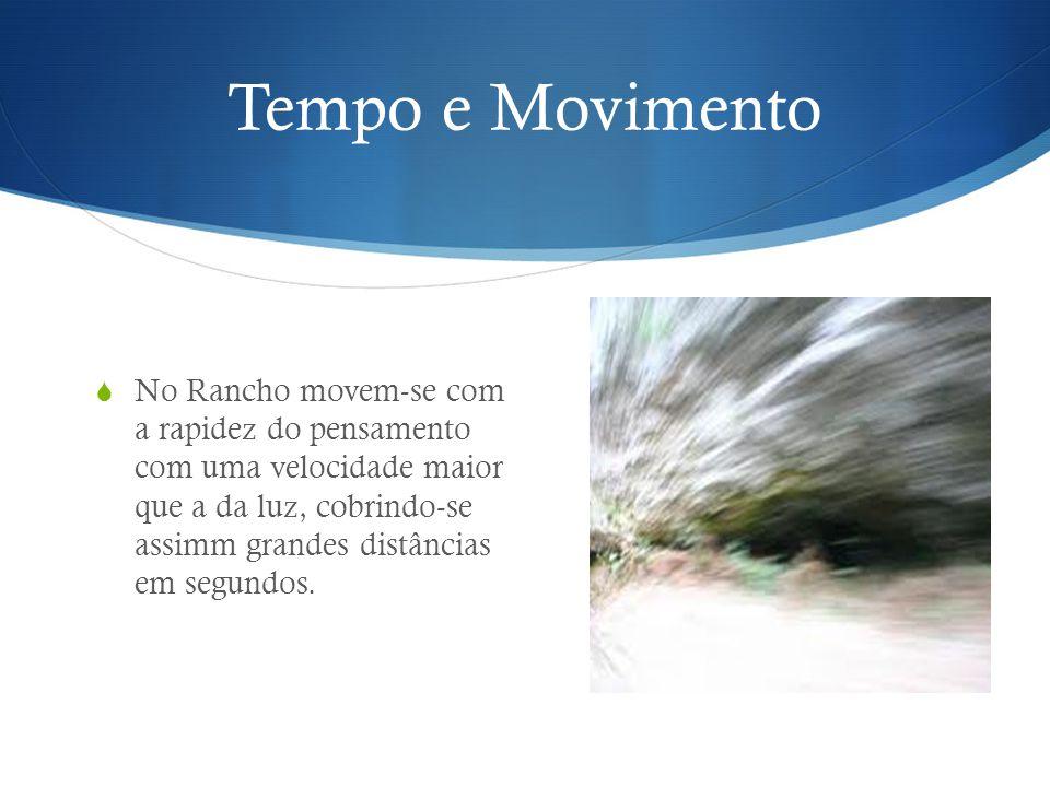 Tempo e Movimento