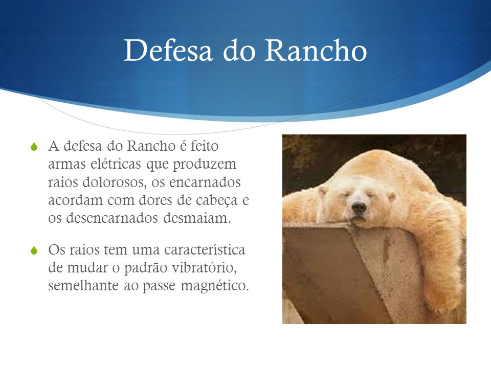 Defesa do Rancho