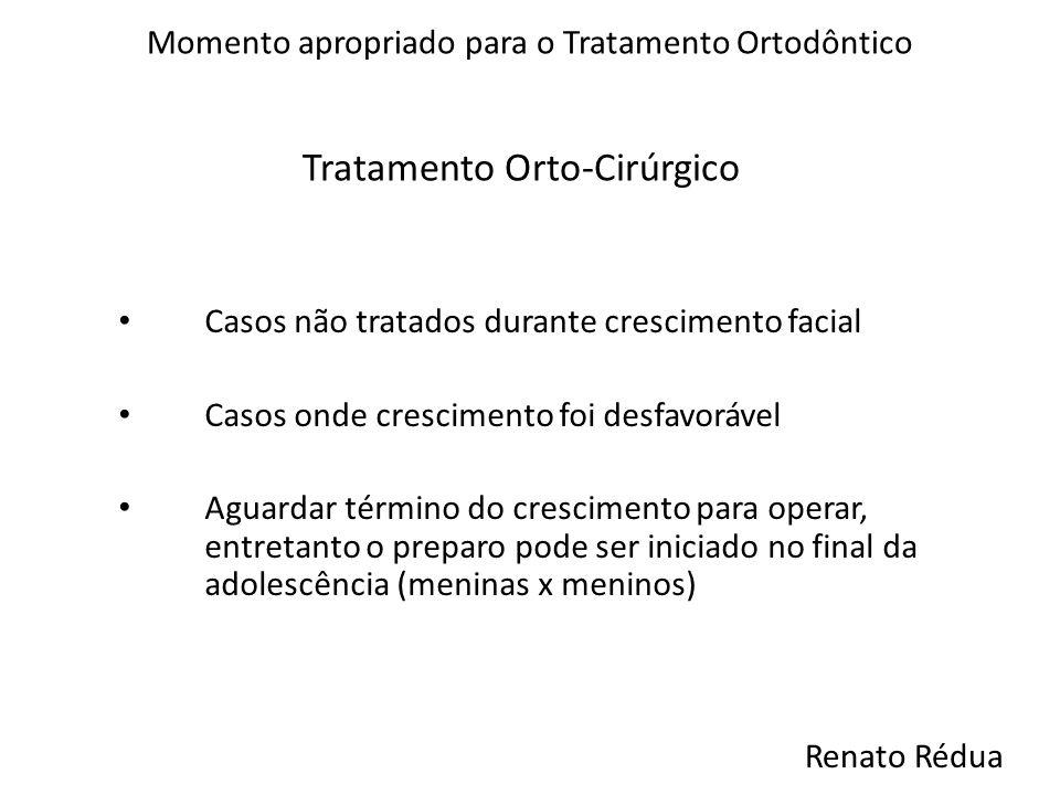 Tratamento Orto-Cirúrgico