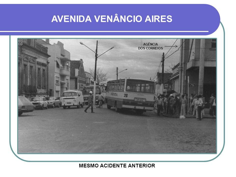 AVENIDA VENÂNCIO AIRES MESMO ACIDENTE ANTERIOR