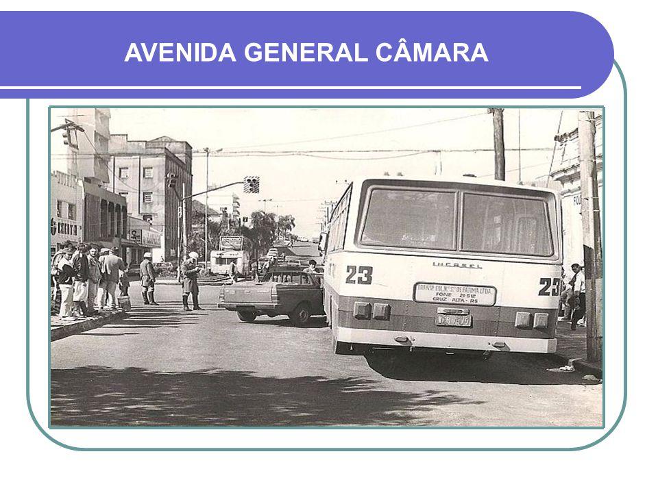 AVENIDA GENERAL CÂMARA