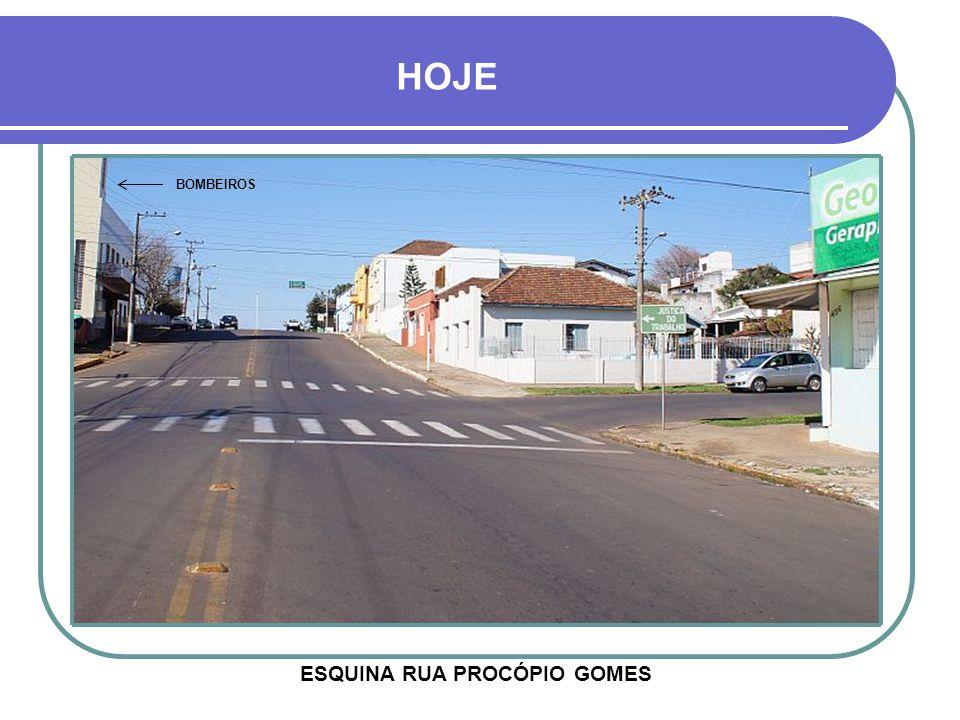 ESQUINA RUA PROCÓPIO GOMES