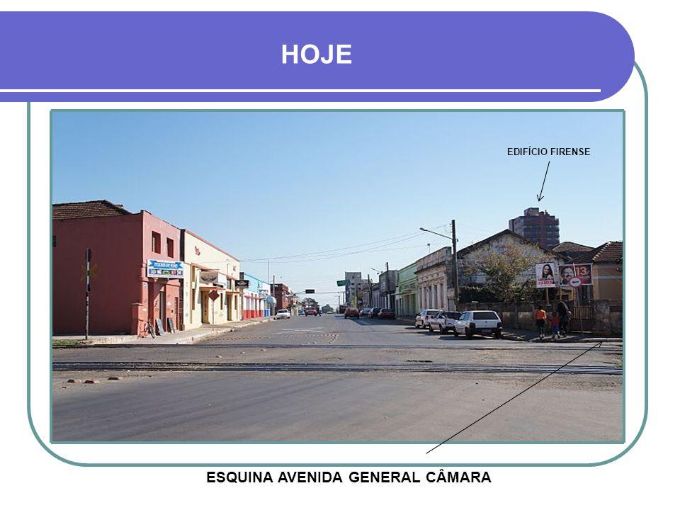 ESQUINA AVENIDA GENERAL CÂMARA
