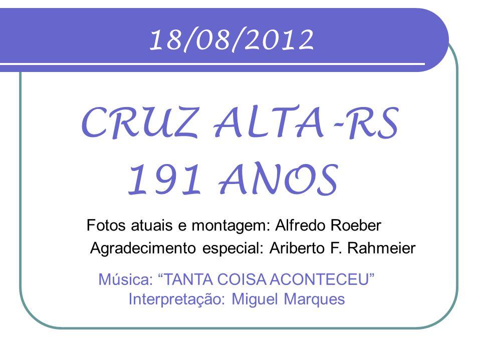 Música: TANTA COISA ACONTECEU Interpretação: Miguel Marques